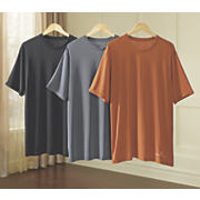 3 pack of t shirts by stacy adams