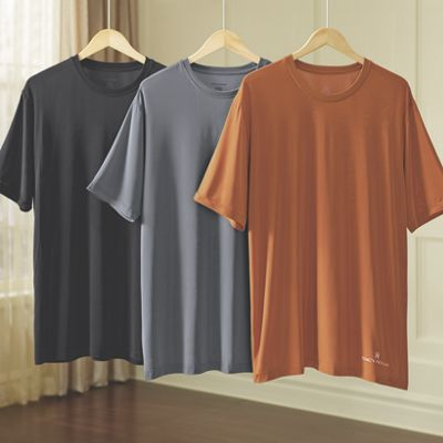 3-Pack of T-Shirts by Stacy Adams