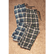 2 pack flannel sleep pant