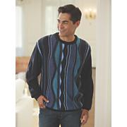 Teal Tide Sweater