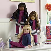 18 doll fashion set