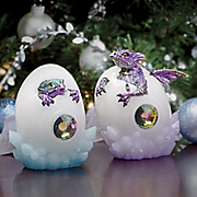 Set of 2 Dragon Hatching Eggs