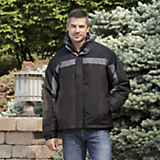 men s 4 in 1 performance systems jacket by totes