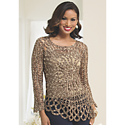 golden angle sweater 22