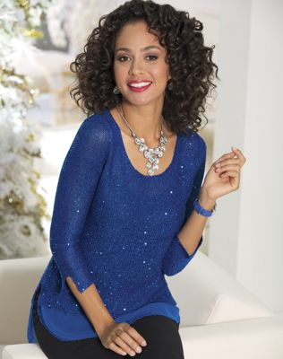 Shimmer and Shine Sweater