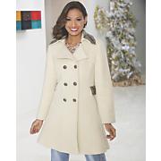 Embellished Coat