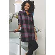 flannel night shirt 21