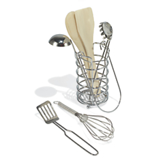 Toy Kitchen Utensil Set