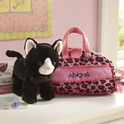 personalized purse kitty
