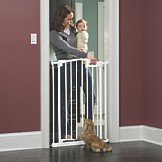 secure handle extra tall gate with extension