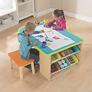 deluxe art table