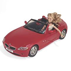 bmw z4 doll car