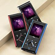 4GB MP3 Player with FM Radio by Naxa