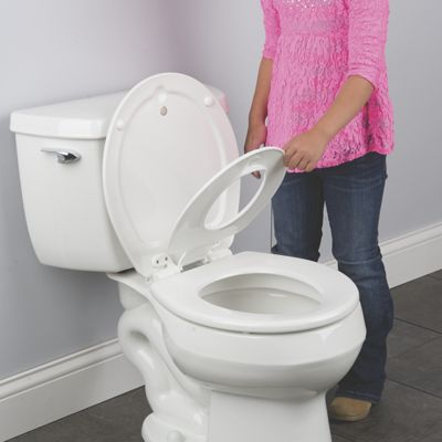 Potty Seat For Elongated Toilet The Most Amazing Toilet Seat Ever