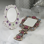 set of 2 rapunzel mirrors
