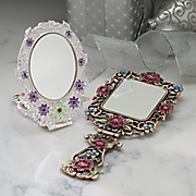 set of 2 rapunzel mirrors