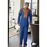 Abioye Men's Pant Set
