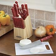 17-Piece Farberware Traditions Cutlery Set