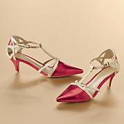sienna rhinestone shoe