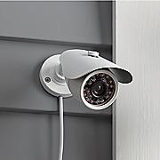 Indoor/Outdoor Surveillance System with DVR & 4 Cameras