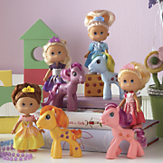 s 4 little princesses and ponies