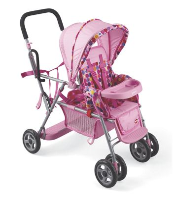 Joovy Caboose Doll Stroller from One Step Ahead   715192