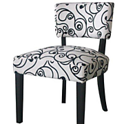 cosmo oversize accent chair