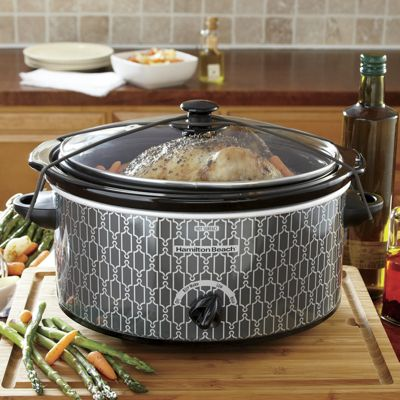 Hamilton Beach 5qt Portable Slow Cooker