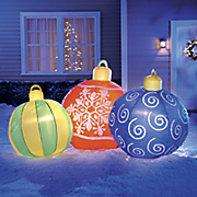 ornament inflatable