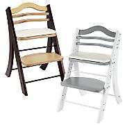 modern grow with me chair