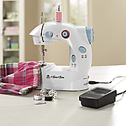 lil sew and sew mini sewing machine
