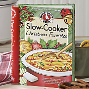 Gooseberry Patch.® Slow Cooker Christmas Favorites Cookbook