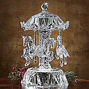 led acrylic carousel