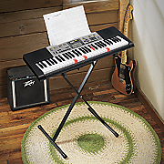 keyboard with 400 instrument sounds by casio