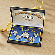 a year to remember coin sets
