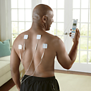 tens electronic pulse massager and replacement pads