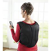 air o sage back and shoulder massager