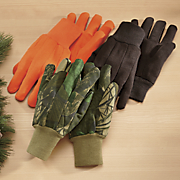 3 pack work gloves