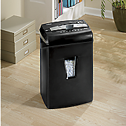 Aurora 8-Sheet Microcut Jam-Free Paper Shredder