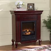 queen anne fireplace 1