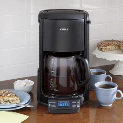 Krups 12-Cup Coffeemaker