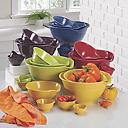 7-Piece Melamine Bowl Set