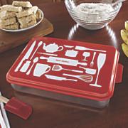 Personalized Kitchen Tools Baking Pan