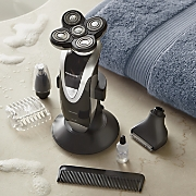3-in-1 Wet/Dry 5-Headed Shaver