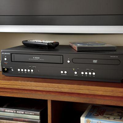 Funai DVD Player/VHS Recorder
