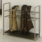 stackable shoe storage rack