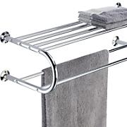 Mounting Shelf with Towel Bar
