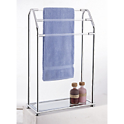 incline towel rack