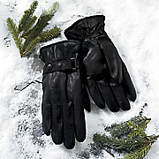 men s snap glove