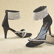 Bling Cuff Sandal by Monroe and Main